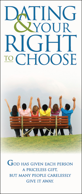 Brochure - Dating and Your Right To Choose