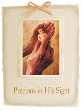 Brochure - Precious in His Sight - Christian Version