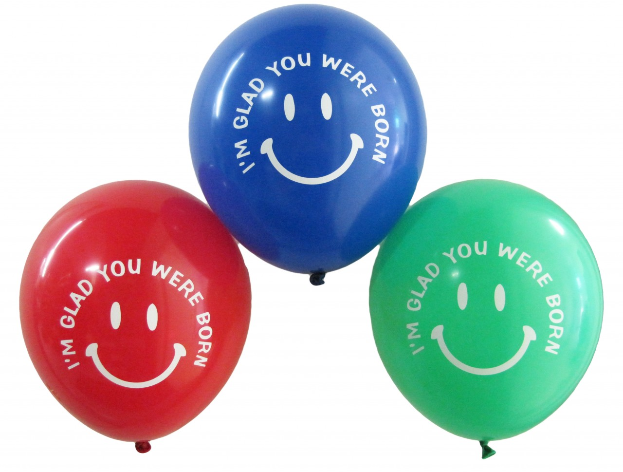 Balloon - I'm Glad You were Born - Pack of 100