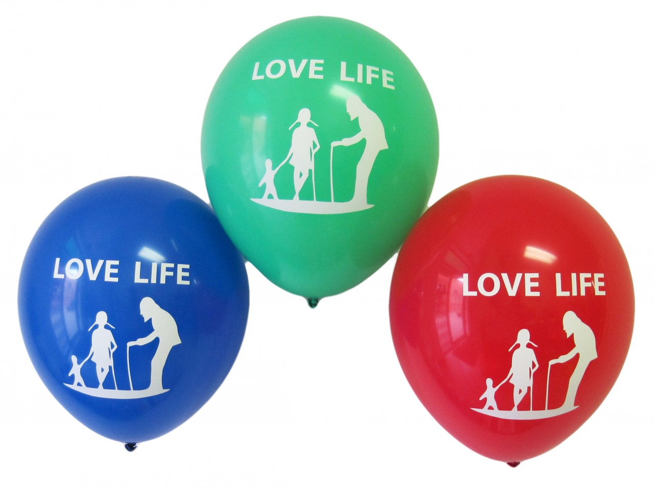 Balloon - Love Life - Pack of 100