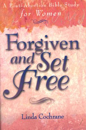 Book - Forgiven And Set Free