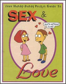 Brochure - Handy-Dandy Pocket Guide To Sex and Love