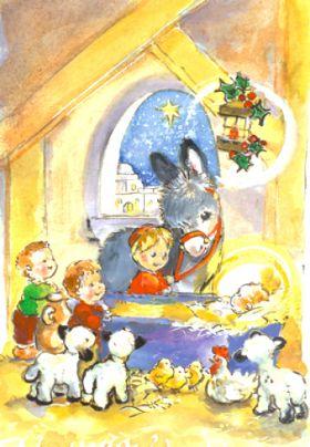 Christmas Card - John 1-14 - Pack of 10