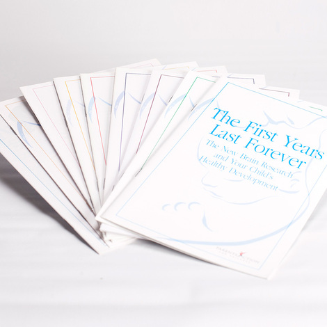 I Am Your Child Set of 9 Booklets - English