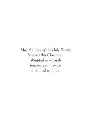 Christmas Card #4061 Verse
