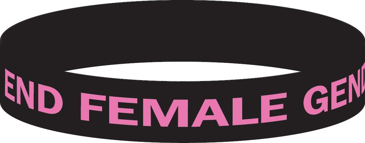 Bracelet - End Female Gendercide