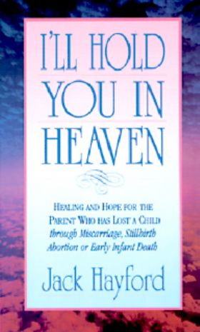 Book - I'll Hold You In Heaven