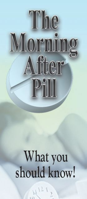 Brochure - The Morning After Pill