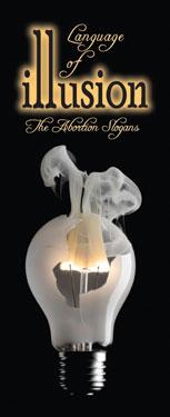 Brochure - Language of Illusion- The Abortion Slogans