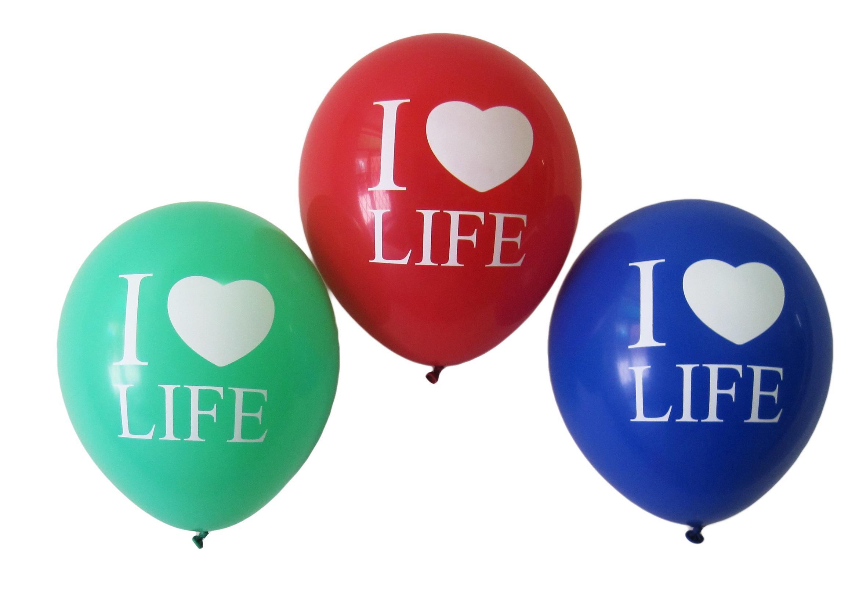 Balloon - I Love Life