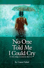 Book - No One Told Me I Could Cry