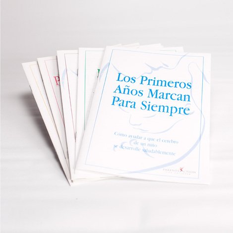 I Am Your Child Set of 8 Booklets - Spanish