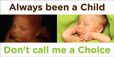 Banner - Always A Child