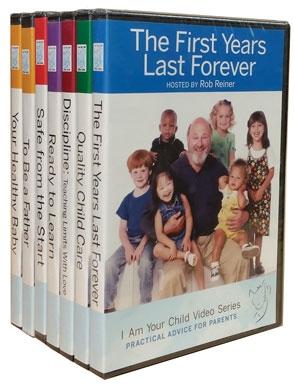 DVD - I Am Your Child DVD Series - 7 DVD SET - English