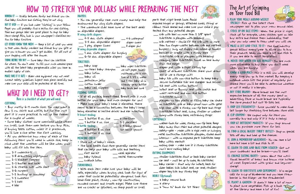 Brochure - Preparing Your Nest