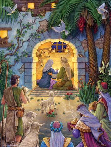Christmas Card #4066